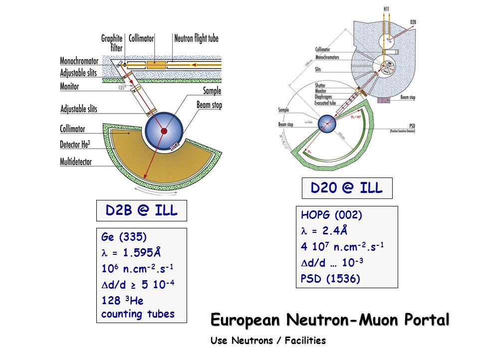 European Neutron-Muon Portal