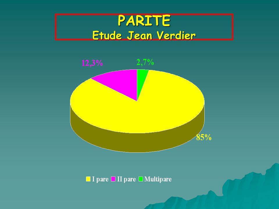 PARITE Etude Jean Verdier