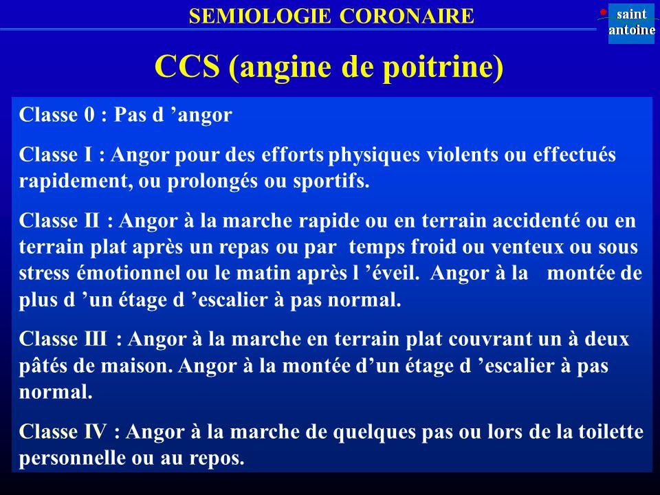 CCS (angine de poitrine)