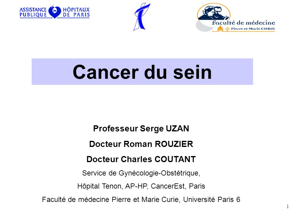 Docteur Charles COUTANT