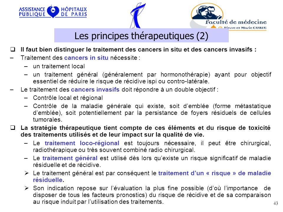Les principes thérapeutiques (2)