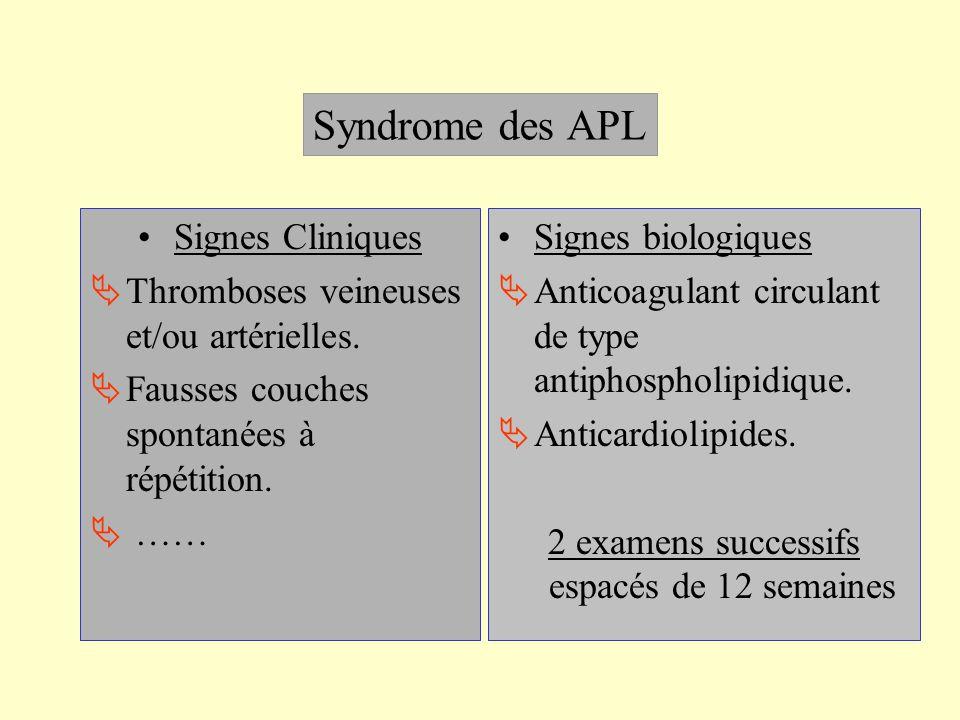 Anomalie de l hemostase risque thrombotique ppt video - Anomalie chromosomique fausse couche ...