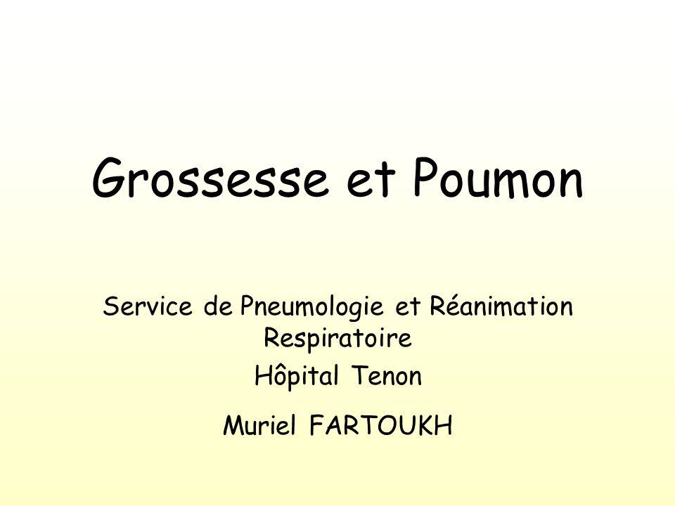 Service de Pneumologie et Réanimation Respiratoire