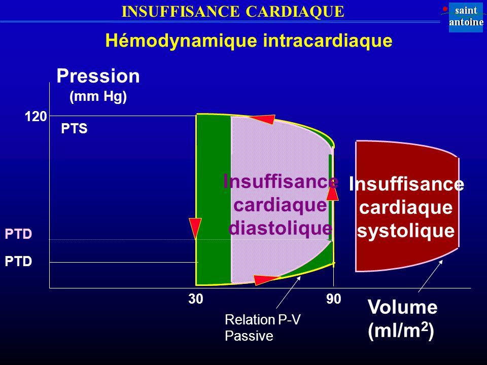 Hémodynamique intracardiaque