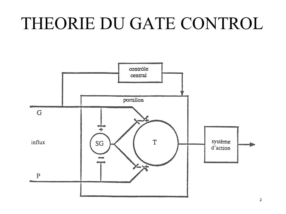 THEORIE DU GATE CONTROL