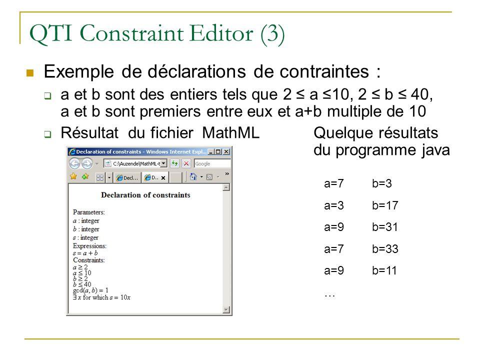 QTI Constraint Editor (3)
