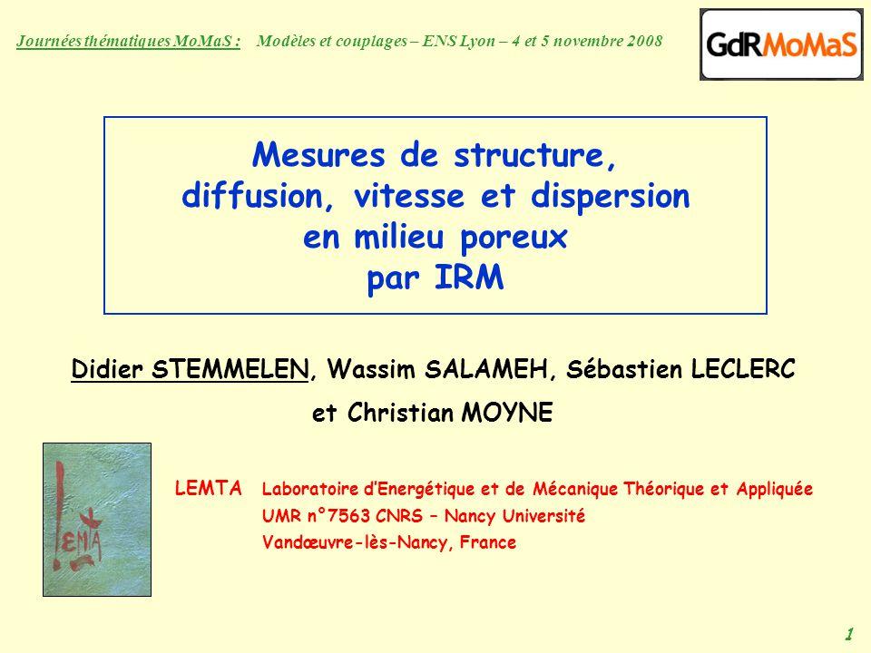 Didier STEMMELEN, Wassim SALAMEH, Sébastien LECLERC et Christian MOYNE