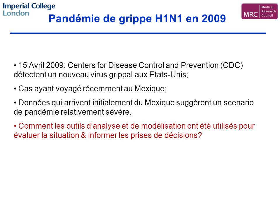 Pandémie de grippe H1N1 en 2009