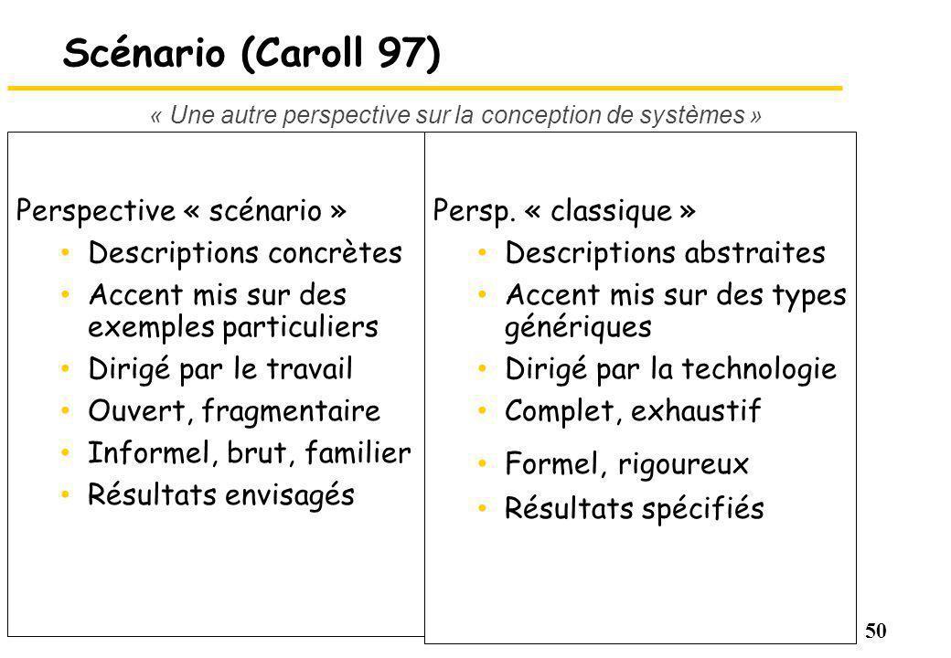 « Une autre perspective sur la conception de systèmes »