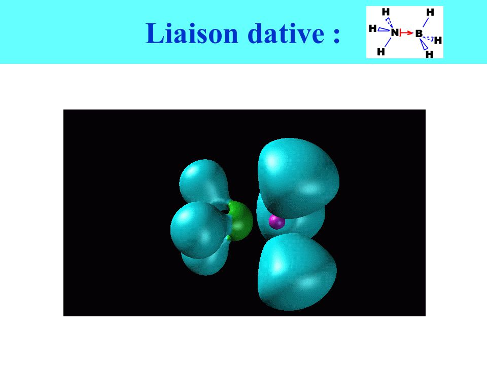 Liaison dative :