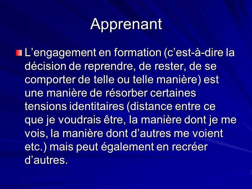 Apprenant