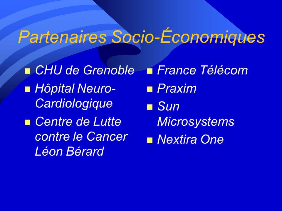 Partenaires Socio-Économiques