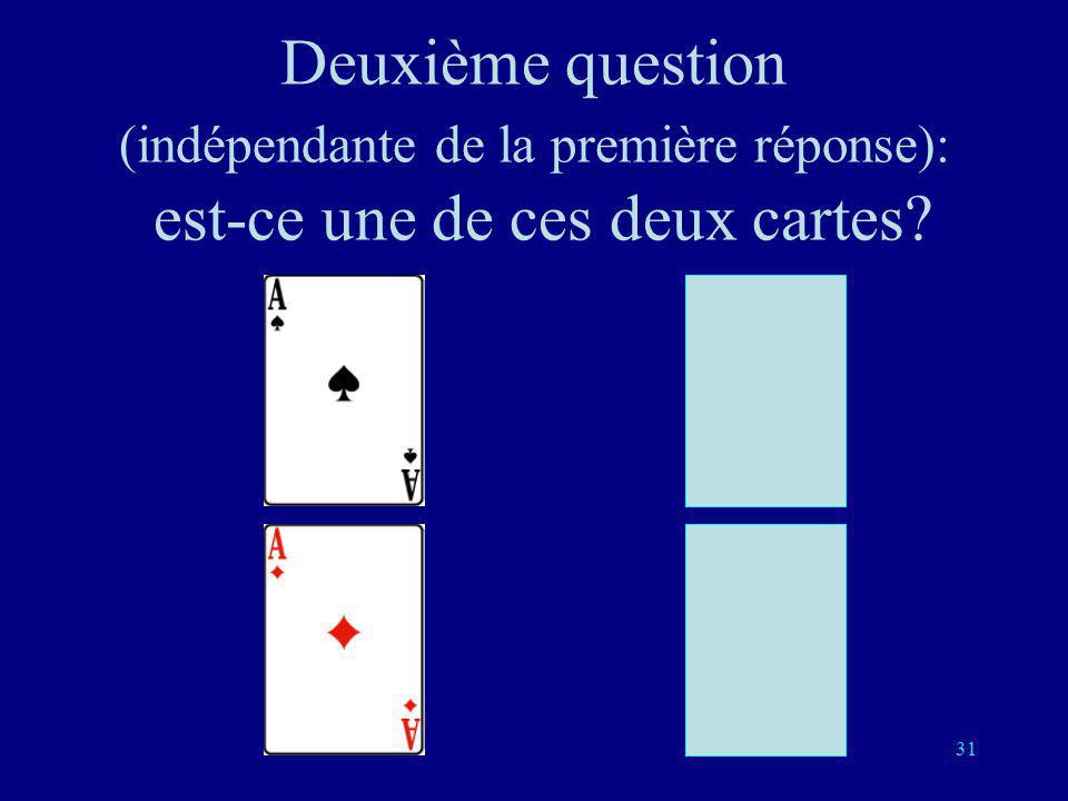 Deuxième question (indépendante de la première réponse): est-ce une de ces deux cartes
