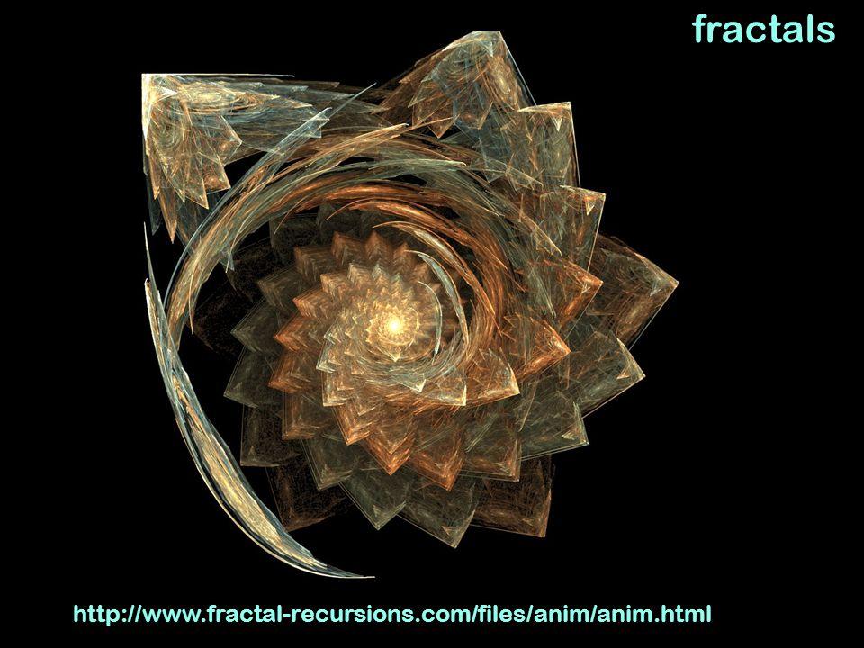 fractals http://www.fractal-recursions.com/files/anim/anim.html