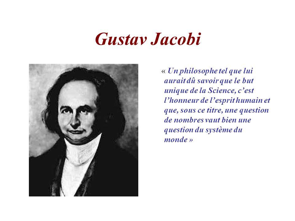 Gustav Jacobi