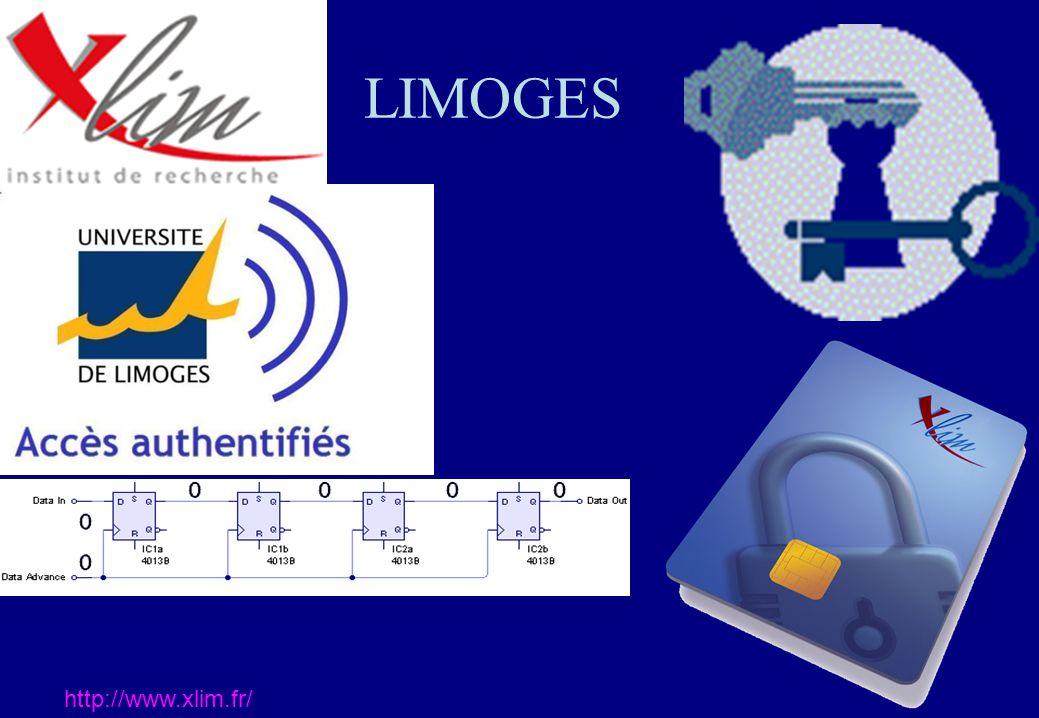 LIMOGES http://www.xlim.fr/
