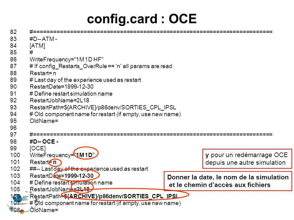 config.card : OCE 82 #======================================================================== 83 #D-- ATM -