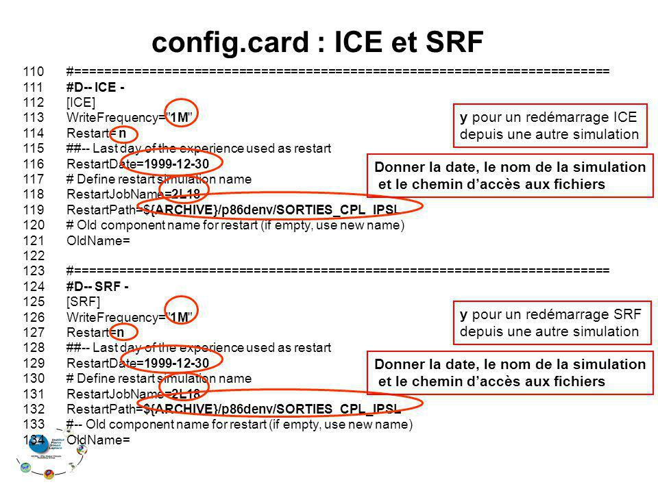 config.card : ICE et SRF 110 #========================================================================