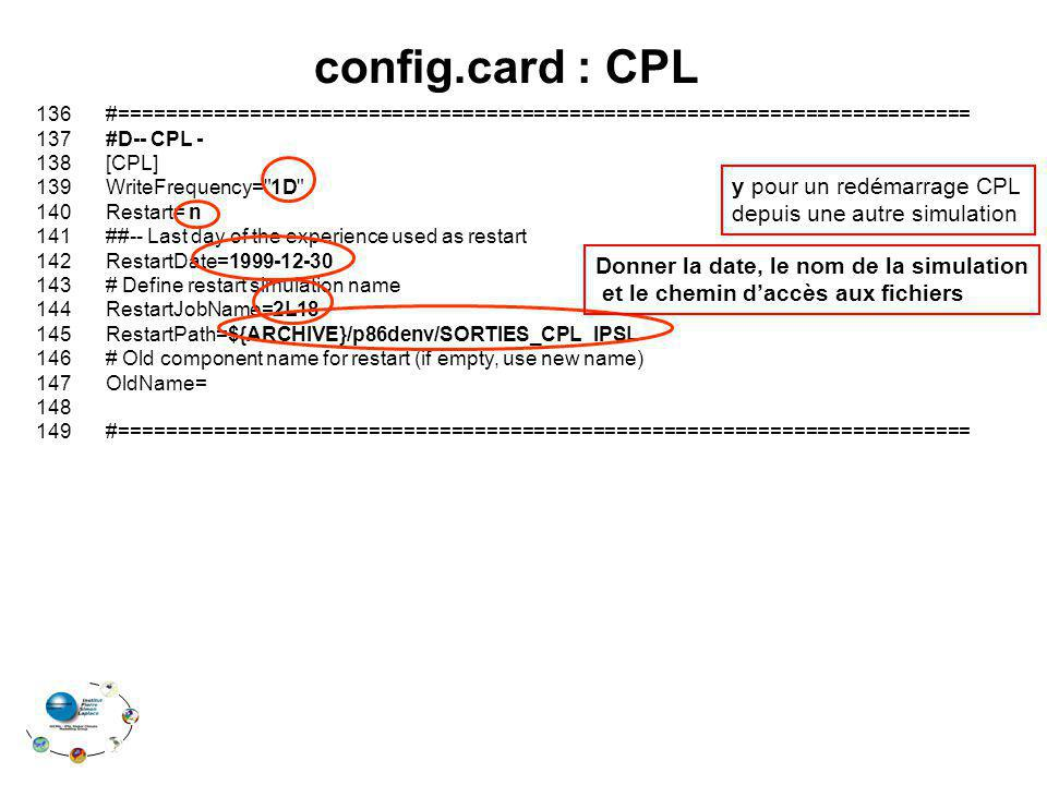 config.card : CPL 136 #======================================================================== 137 #D-- CPL -