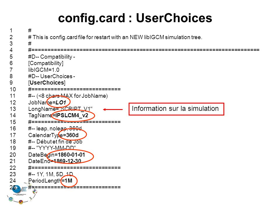 config.card : UserChoices