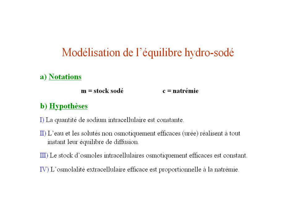 Équilibre Hydro-sodé 1