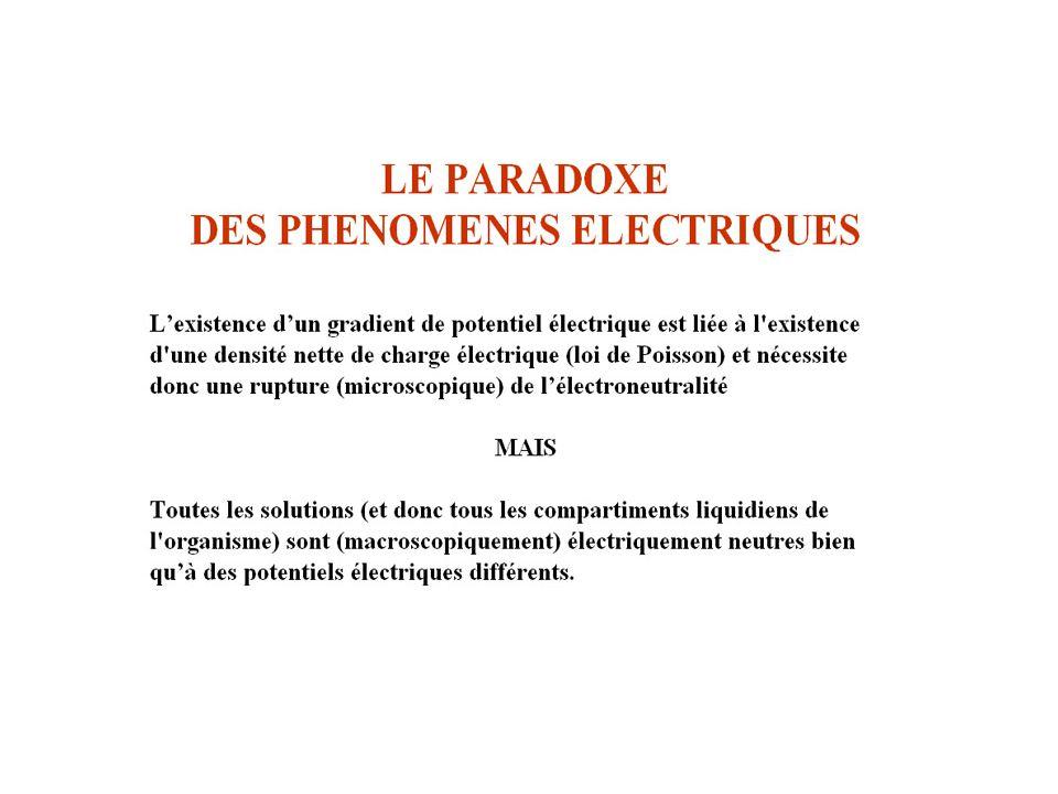 Phénomènes électriques 1