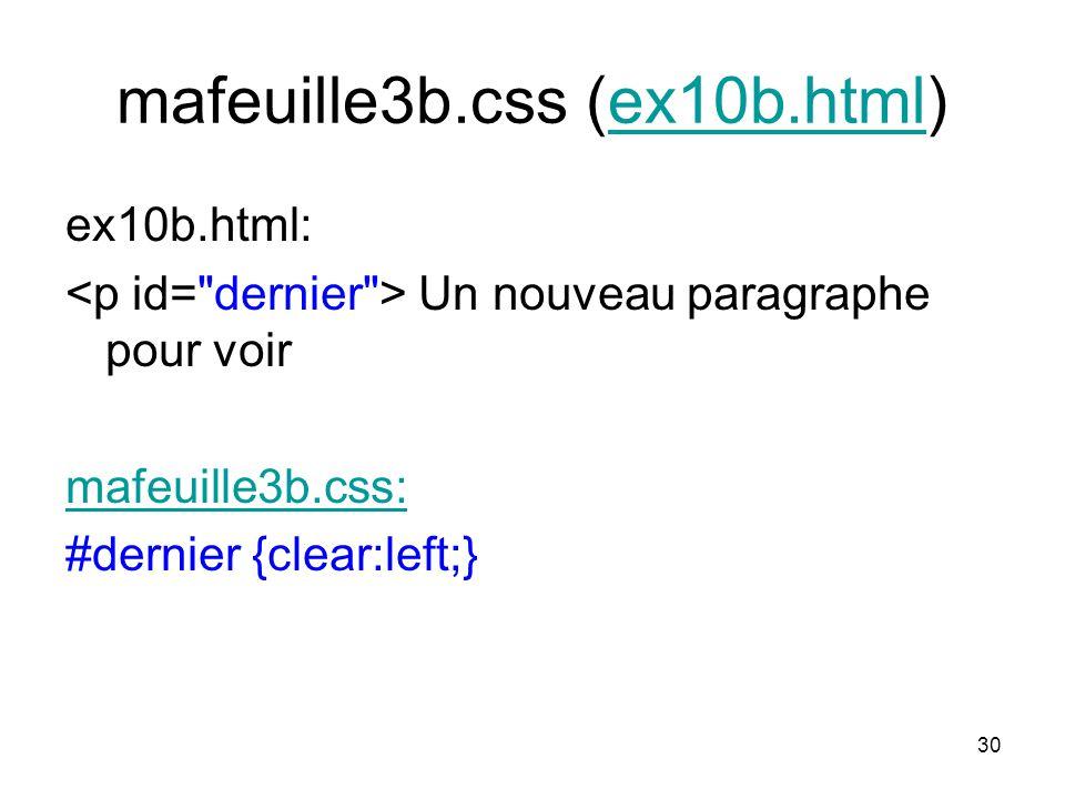mafeuille3b.css (ex10b.html)