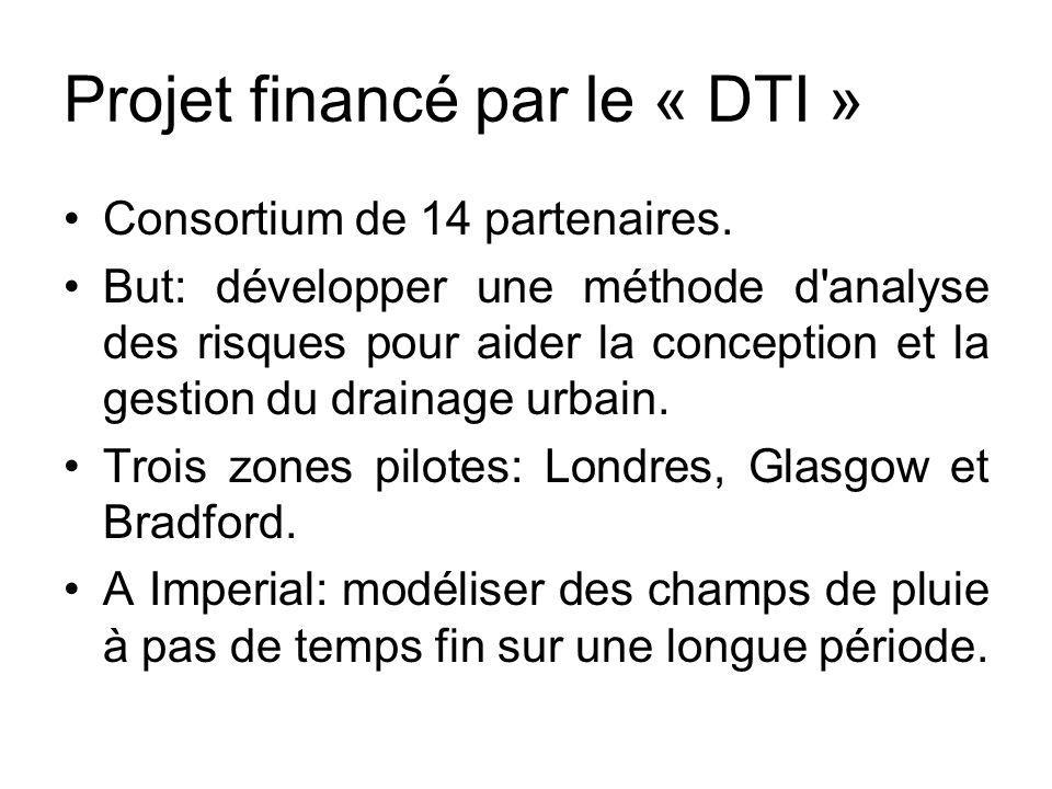Projet financé par le « DTI »