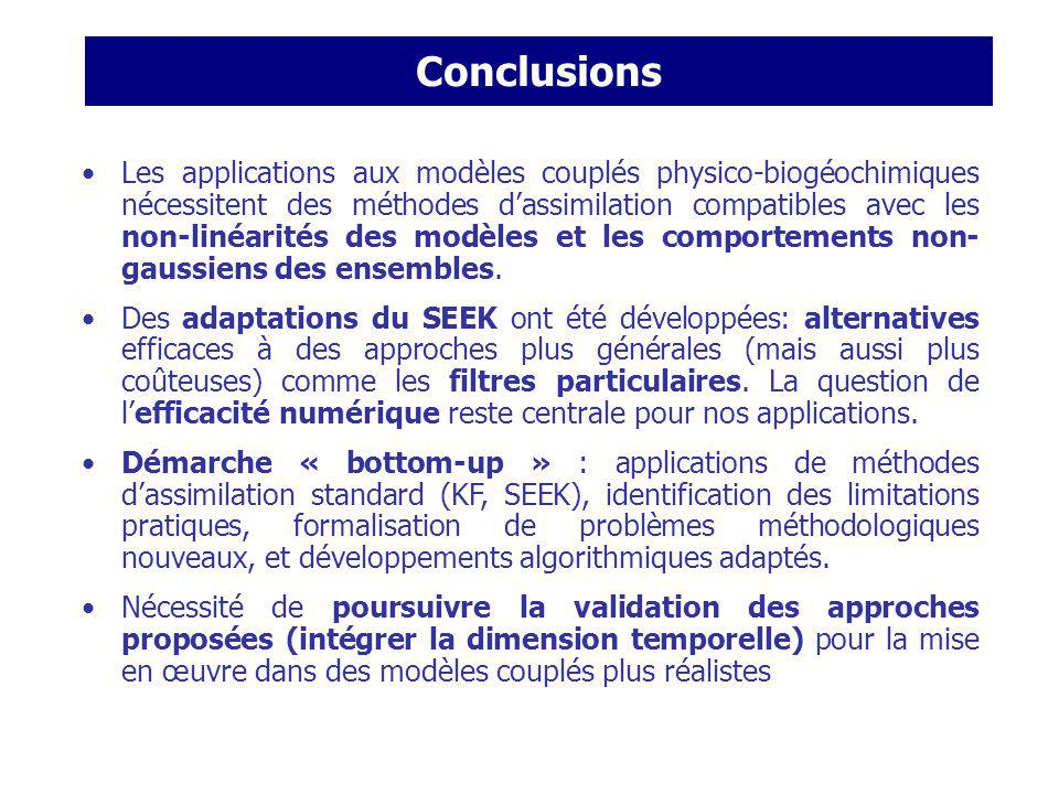 Conclusions Variational Methods