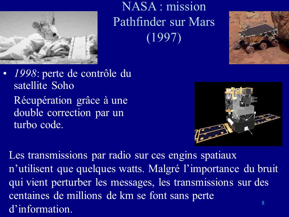 NASA : mission Pathfinder sur Mars (1997)