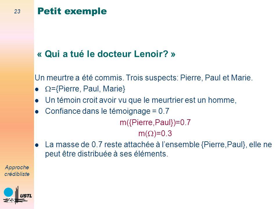 « Qui a tué le docteur Lenoir »