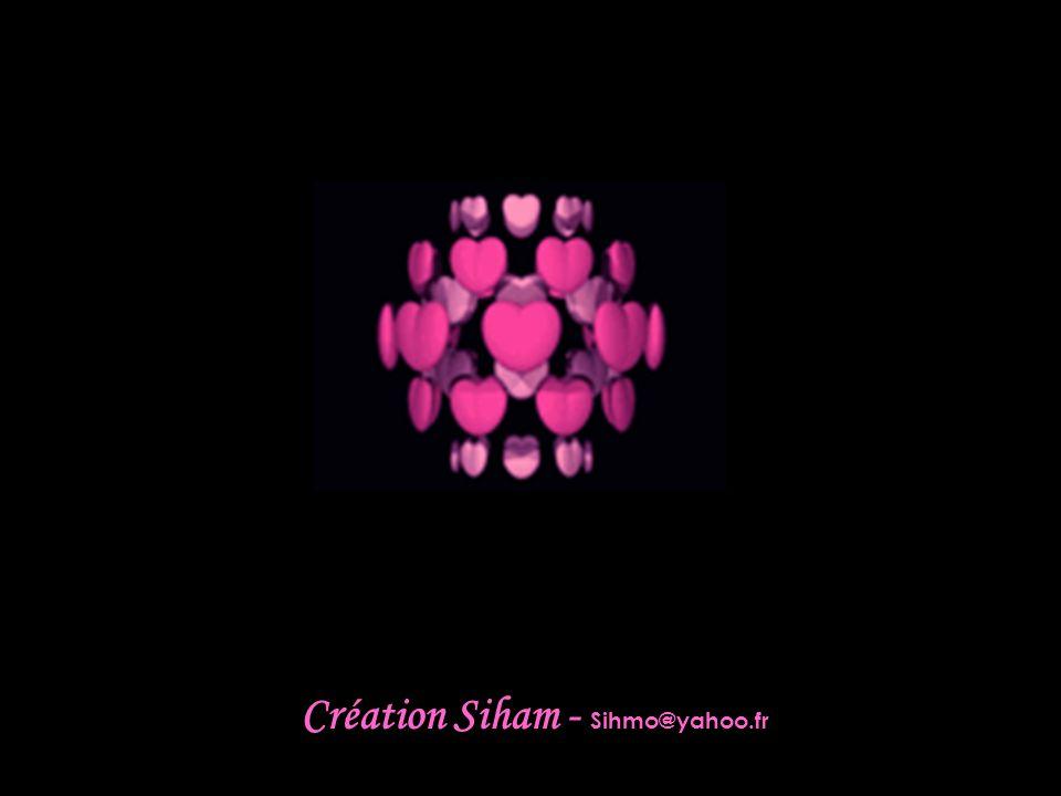 Création Siham - Sihmo@yahoo.fr