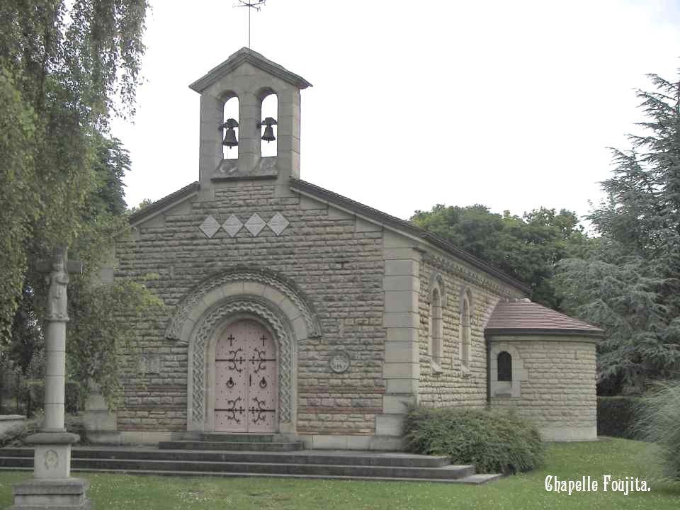 Chapelle Foujita.