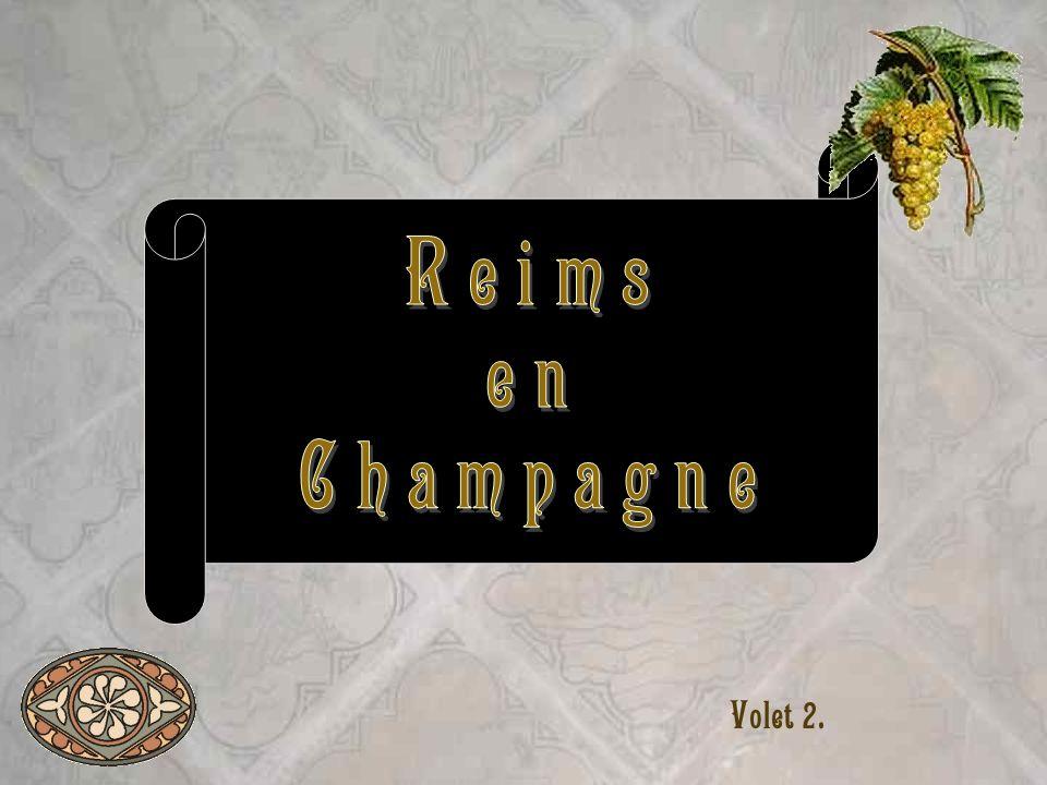 Reims en Champagne Volet 2.