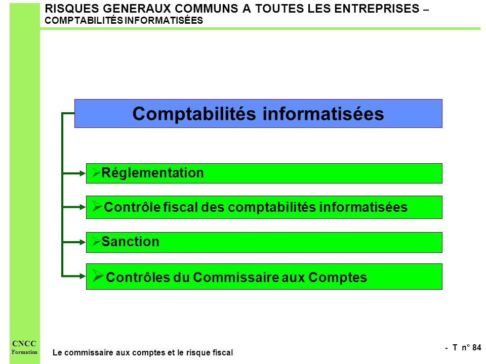 Comptabilités informatisées