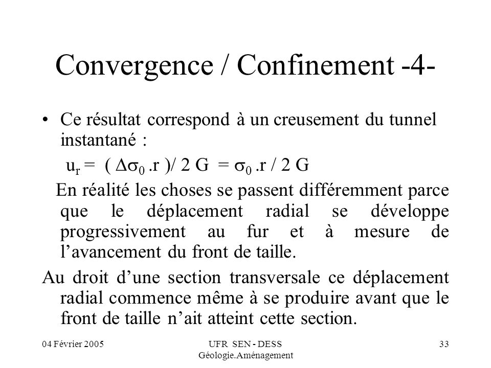 Convergence / Confinement -4-