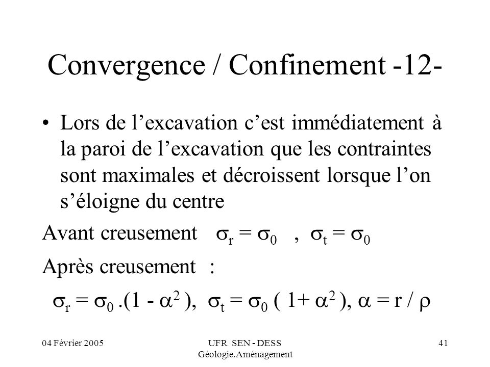 Convergence / Confinement -12-