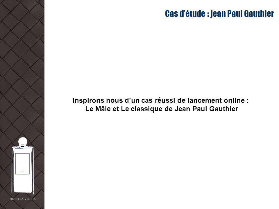 Le Mâle et Le classique de Jean Paul Gauthier