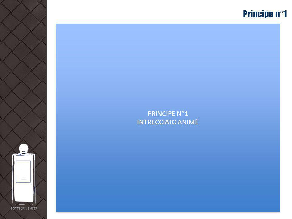Principe n°1 PRINCIPE N°1 INTRECCIATO ANIMÉ