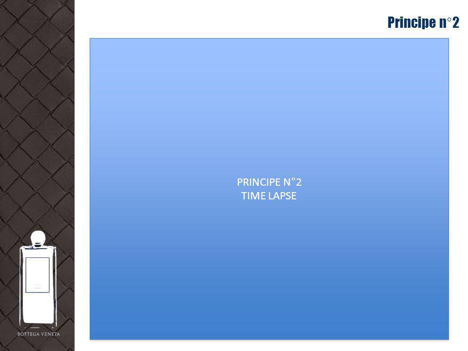 Principe n°2 PRINCIPE N°2 TIME LAPSE