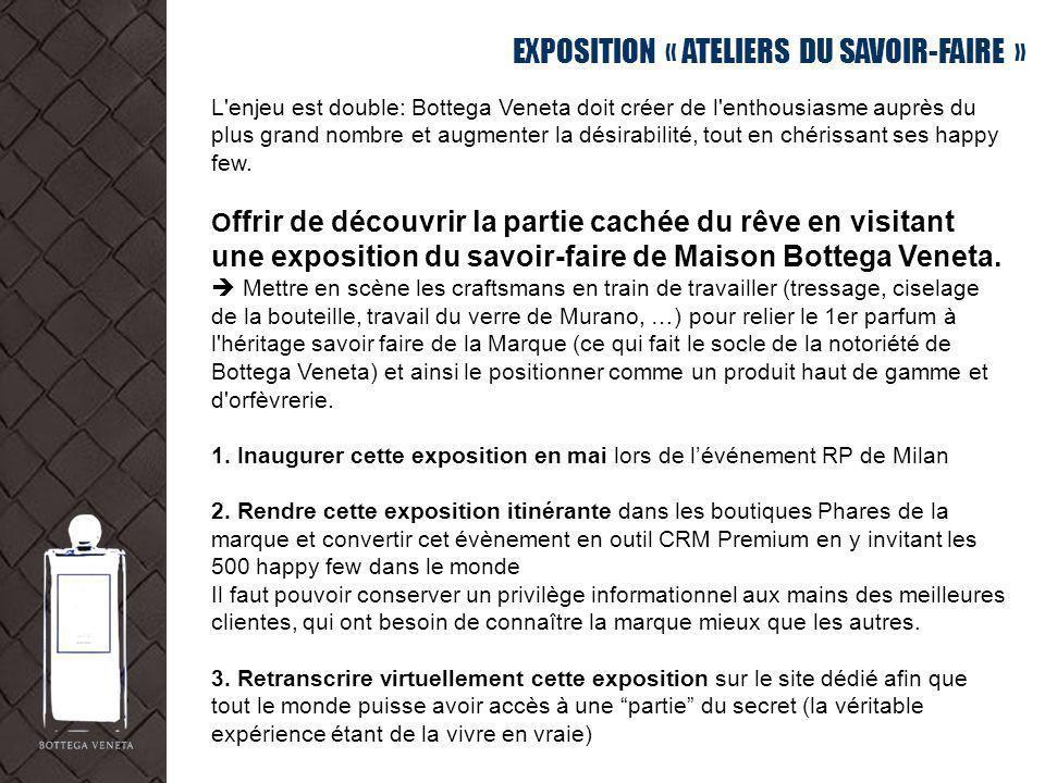 EXPOSITION « ATELIERS DU SAVOIR-FAIRE »