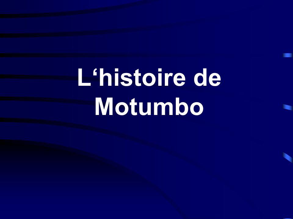 L'histoire de Motumbo