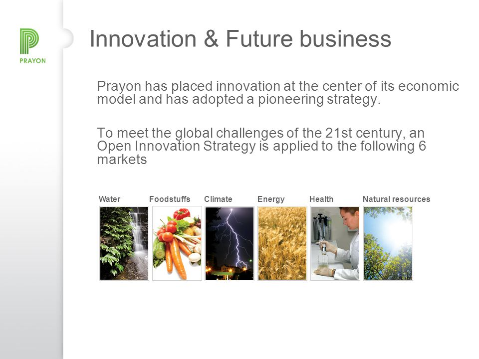 Innovation & Future business