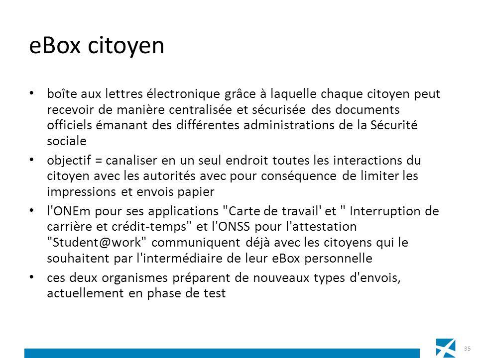 eBox citoyen