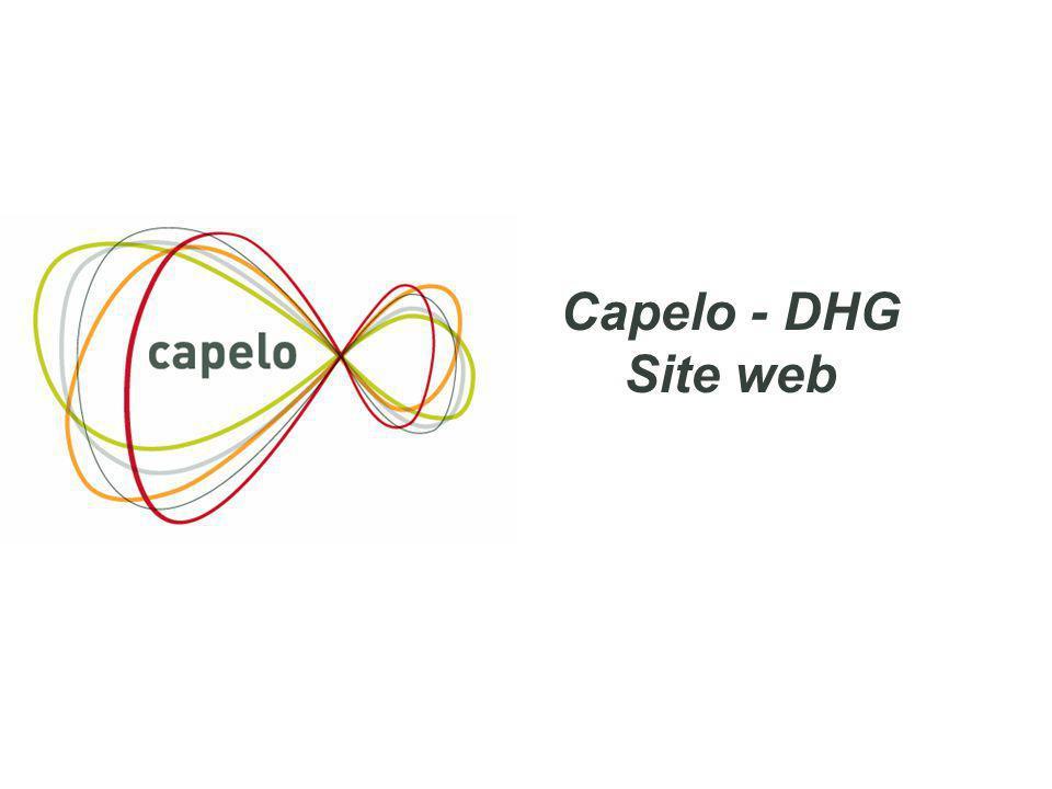 Capelo - DHG Site web
