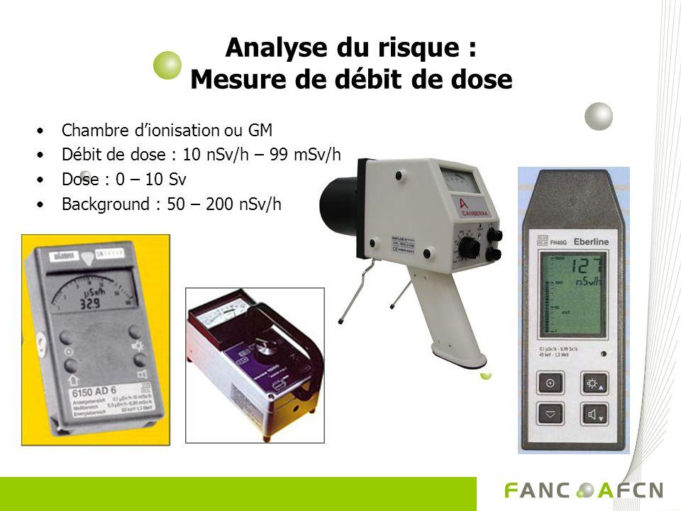 instruments de mesure de radioactivit ppt video online. Black Bedroom Furniture Sets. Home Design Ideas