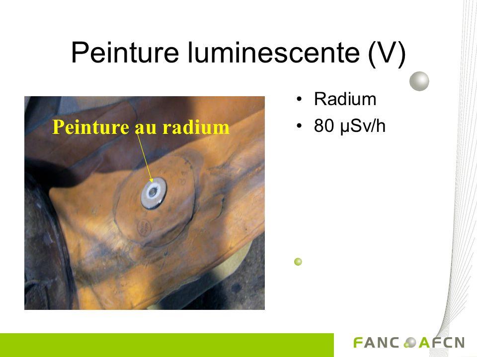 Peinture luminescente (V)