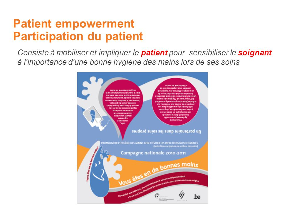 Participation du patient