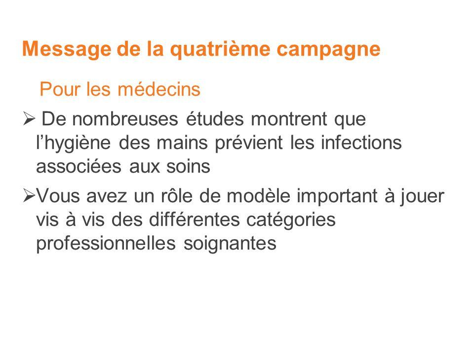 Message de la quatrième campagne
