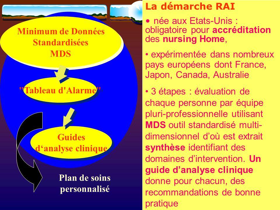 Plan de soins personnalisé